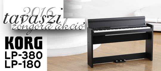 Húsvéti KORG zongora akciók