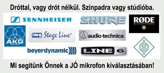 Mikrofonok a Syncopától